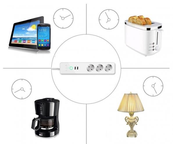 Smart Socket APP Wifi Control (No 10) Socket