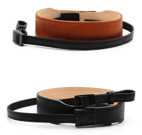 Genuine Leather Camera Strap OEM Brown And More Customization