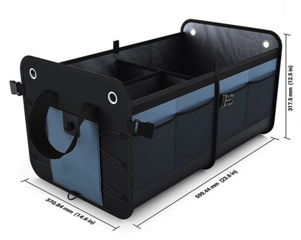 Waterproof Backup Storage Organizer Folding Car Storage Box