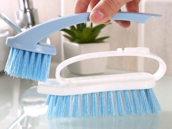 Shower Foot Scrubber 2in1 Separated Design