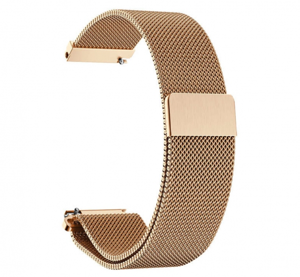 Milanese Mesh Style Stainless Steel Strap 0.4 0.6 Or 0.8 Different Mesh