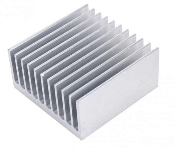 Cooler Radiator For Electronics Customized Shape In Your Design