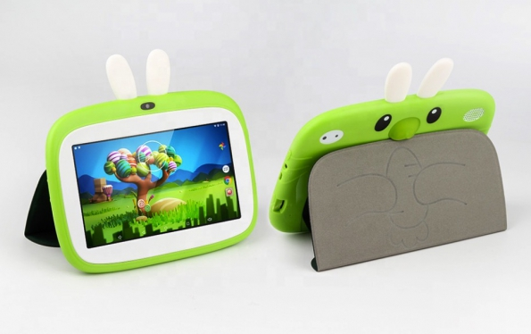 Kids Cartoon Learning Tablet 7-inch OEM Customization 1/8GB