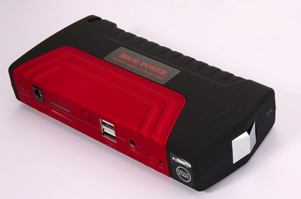Car Emergency Start Power Bank 5V/2A;12V/2A; 16V/3.5A; 19V/3.5A 12V/300A 9000mAh