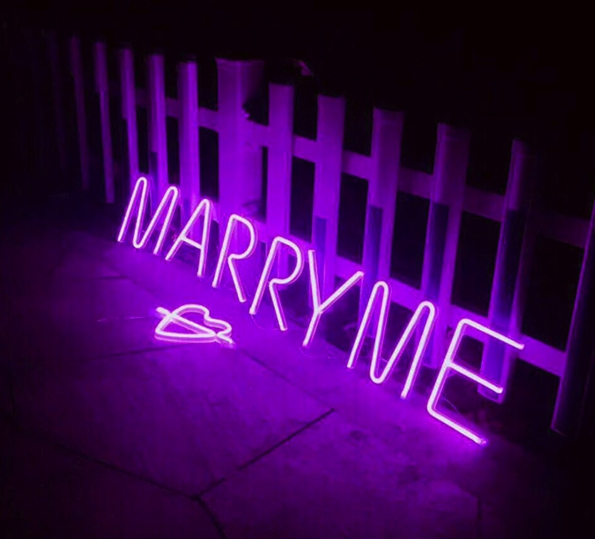 Light Letters for Wedding LED Decoration Light for Wedding Beautiful Wedding Lights