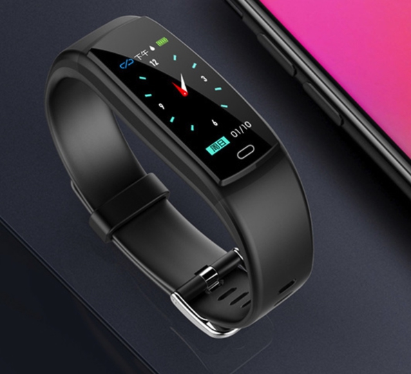 Smart Band Touch Charge Double Colors Band