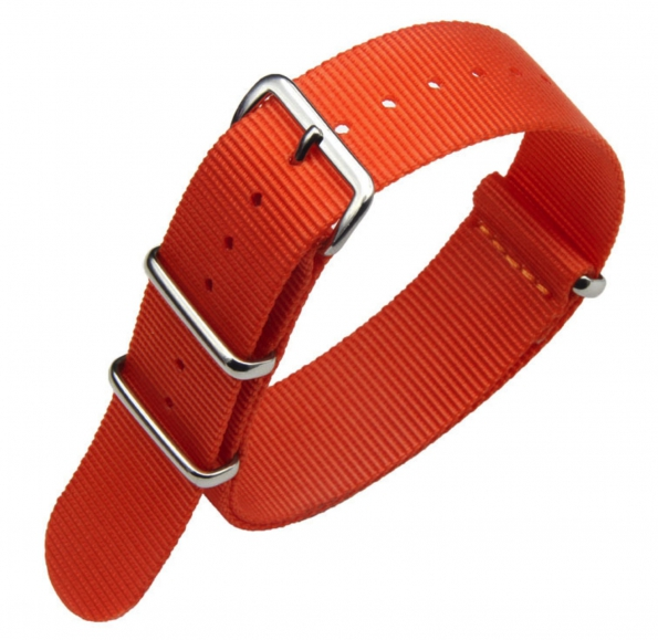 Colorful Polyester Nylon Watch Strap Custom Of More