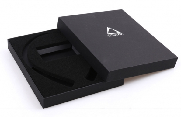 Watch Packaging Box With Additional Strap Design