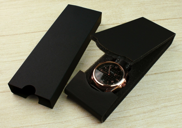 Lightweight Watch Box Only 28g Well Packaging Fold Style
