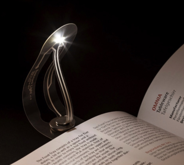 Bookmark Light Portable Mini Reading Book Light