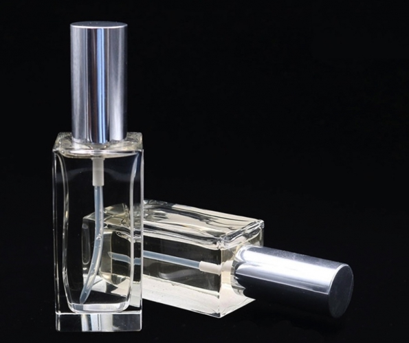 Scent Jar Glass Bottle With Lid Customization