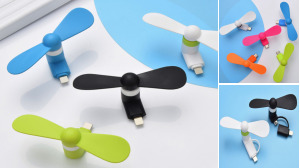 Mini Fan Directly For Cellphone