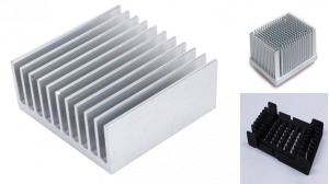 Cooler Radiator For Electronics