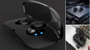 Bluetooth Dock Mini Earphone