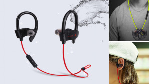 Sports Wireless Earphone Lightweight 8g