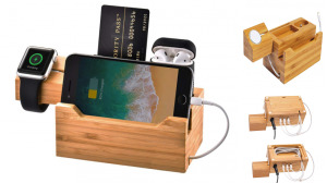 Bamboo Multi-function Stands