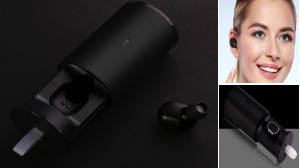 Mini Dock Style Earphone