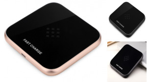 Ultra Thin 10W Wireless Charger Pad
