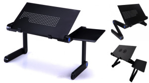 Adjustable Laptop Table Portable