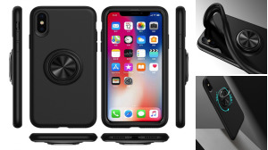 8 Plus Case Stand Cover